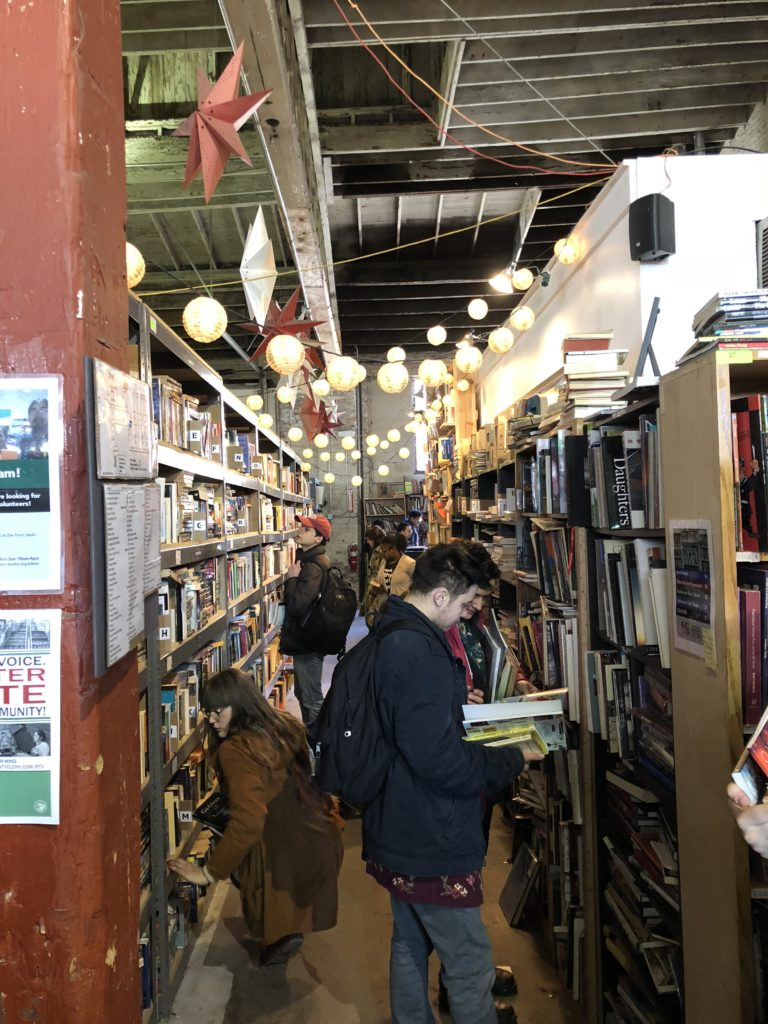 independent bookstore day 2018 - Shop Small Queen