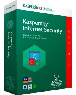 Kaspersky internet security 2020 antivirus 3 pc 1 year subscription