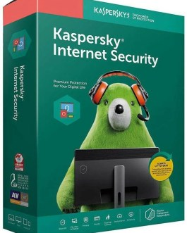 Kaspersky Internet Security 2020 for Australia 1pc 1 year