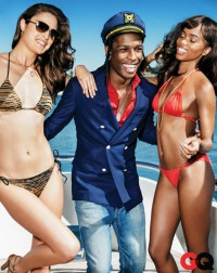 May 2013 GQ Feature: ASAP ROCKY