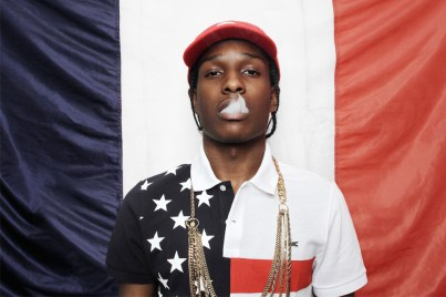 American idol <fashion icon<music icon. ASAP Rocky is the all the craze.