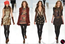 Decided to fall back in love with this collection. Tribal meets sexy, don't you think?