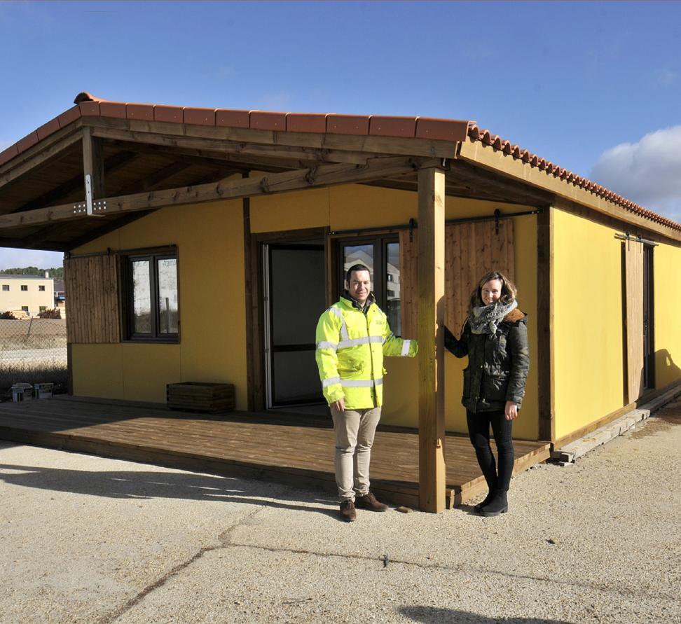 Casas Kits A Prueba De Huracanes   Innovadores   Diario De