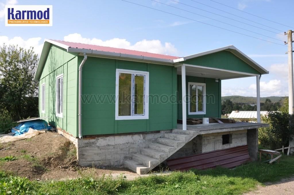 Casas Prefabricadas Honduras   Vivienda De Interes Social