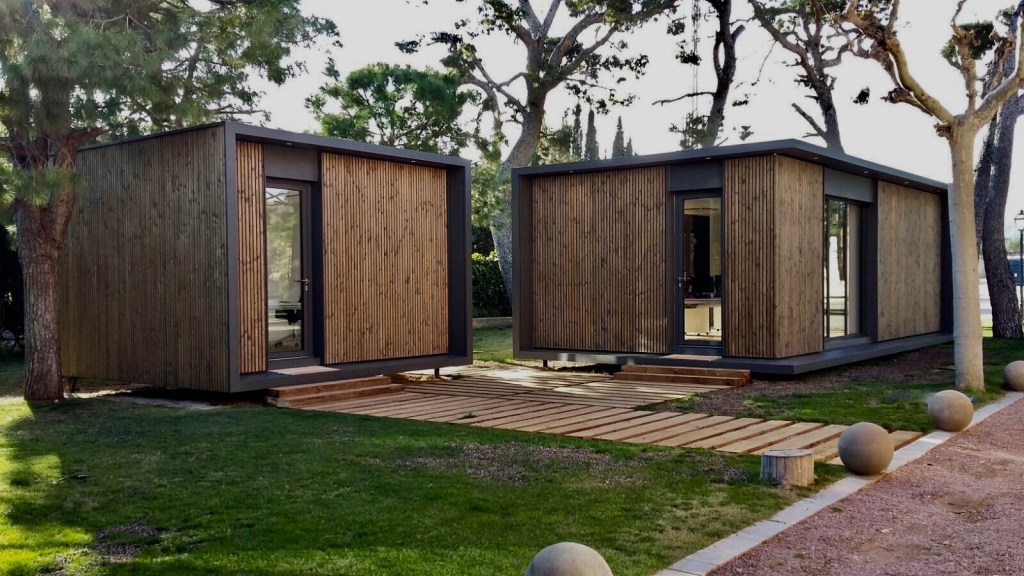 Noem   Casas De Madera Modernas Casas Prefabricadas De Diseño