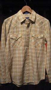 Epic Shirt. Vintage Fit. Western Snap. Madras Cotton