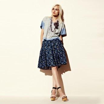 Celia Shirt, Viktoria Skirt