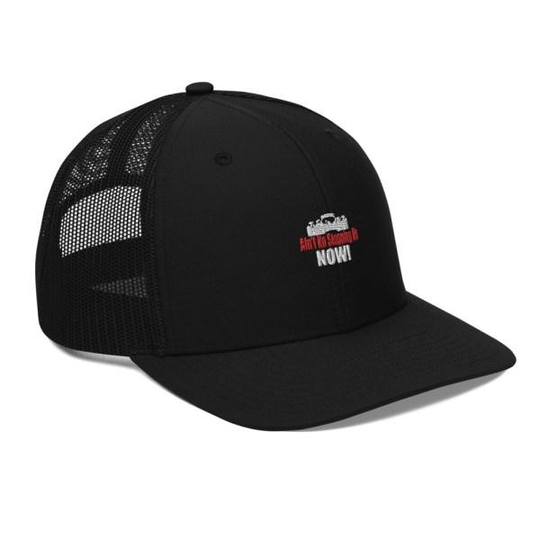 snapback trucker cap black 5feb83f9629fa
