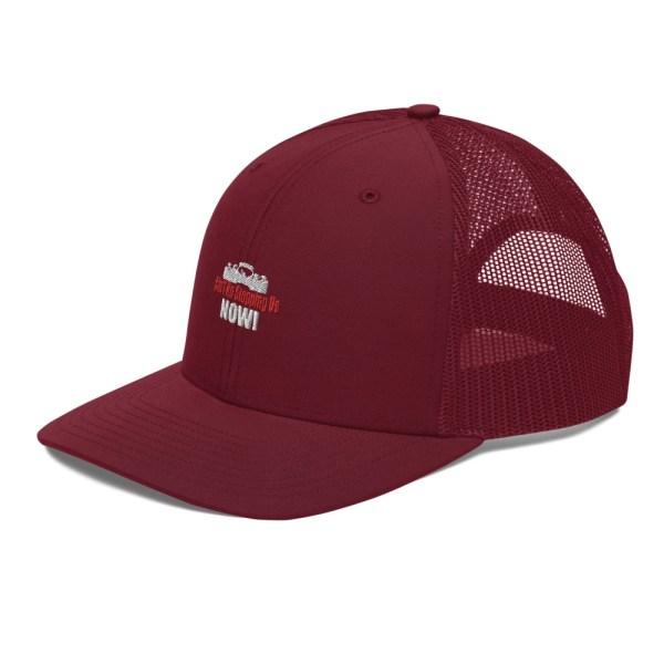 snapback trucker cap cardinal 5feb83f962b66