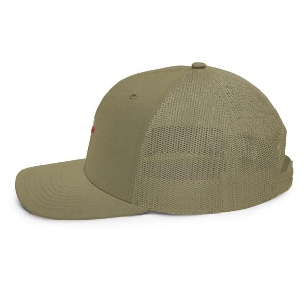snapback trucker cap loden 5feb83f962ce5
