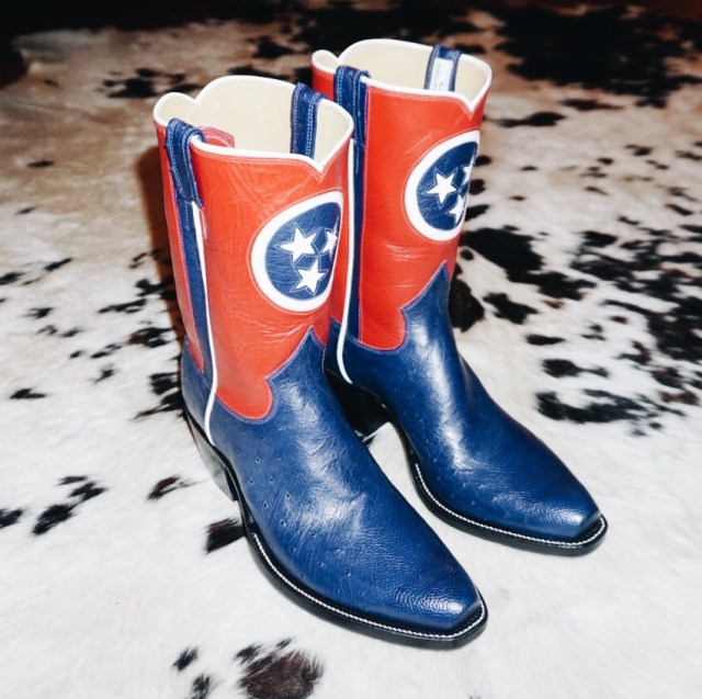 5d847c6bd0a Tennessee Flag Boot