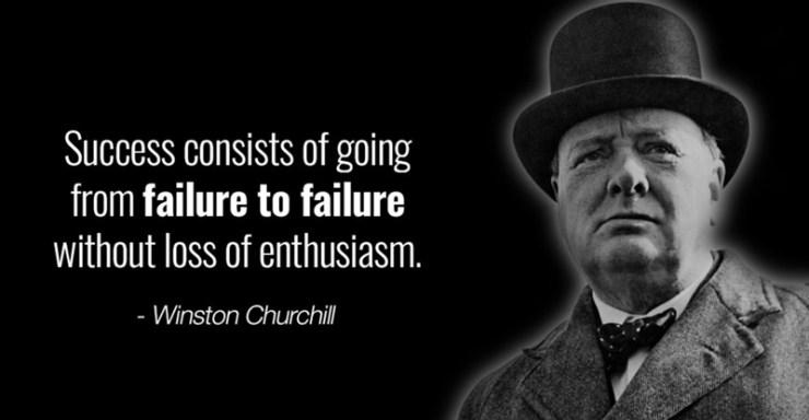 failure success