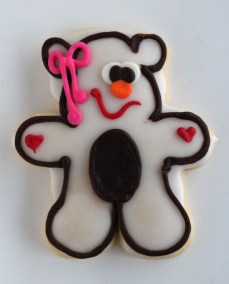 Bear Cookie