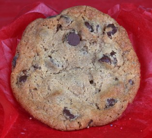 Wheatless Peanut Butter Chocolate Chip