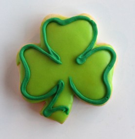 St.Patricks Day Cookie