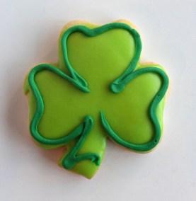 St.Patricks Day Cookie