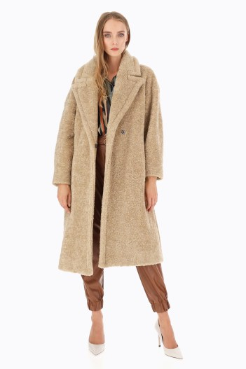 Cappotto Teddy Bear lungo - Imperial EUR 139.20