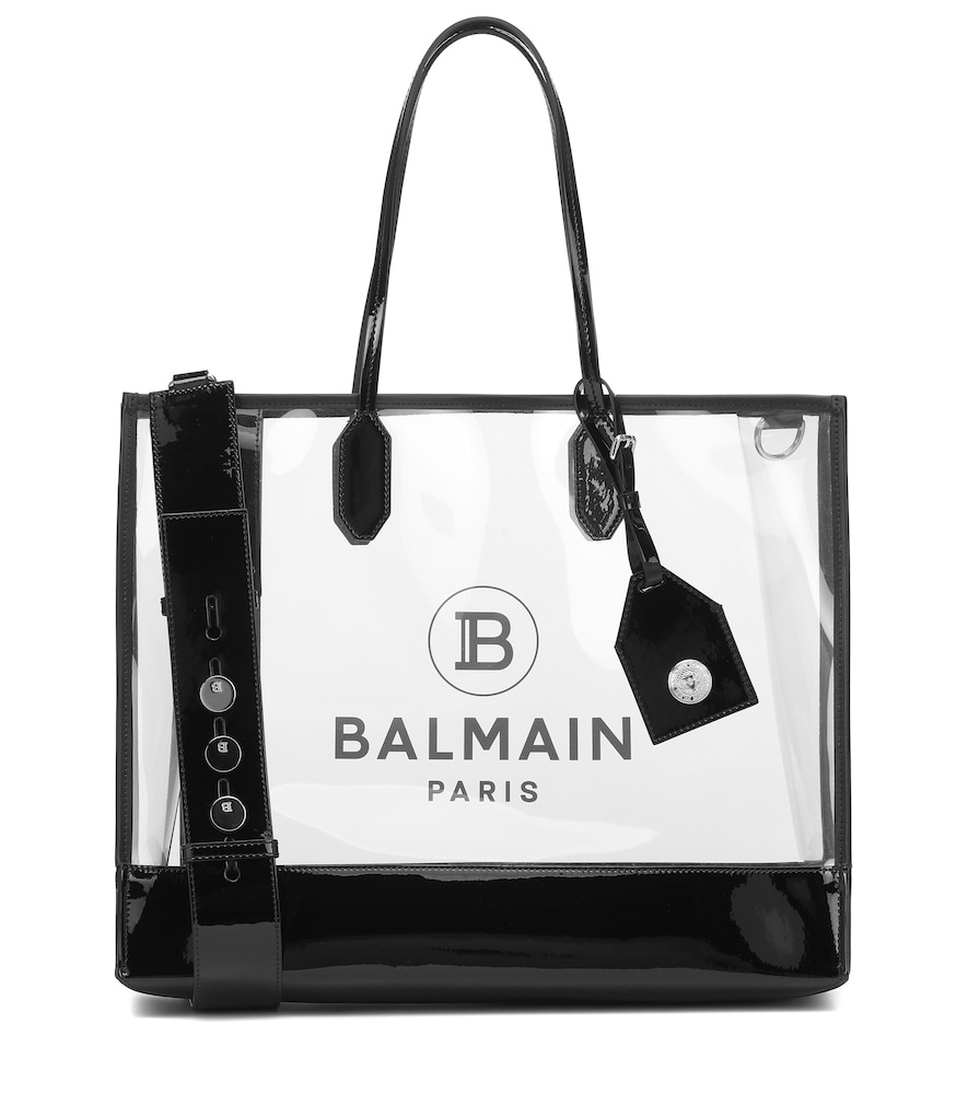 Shopper Medium in PVC con logo female
