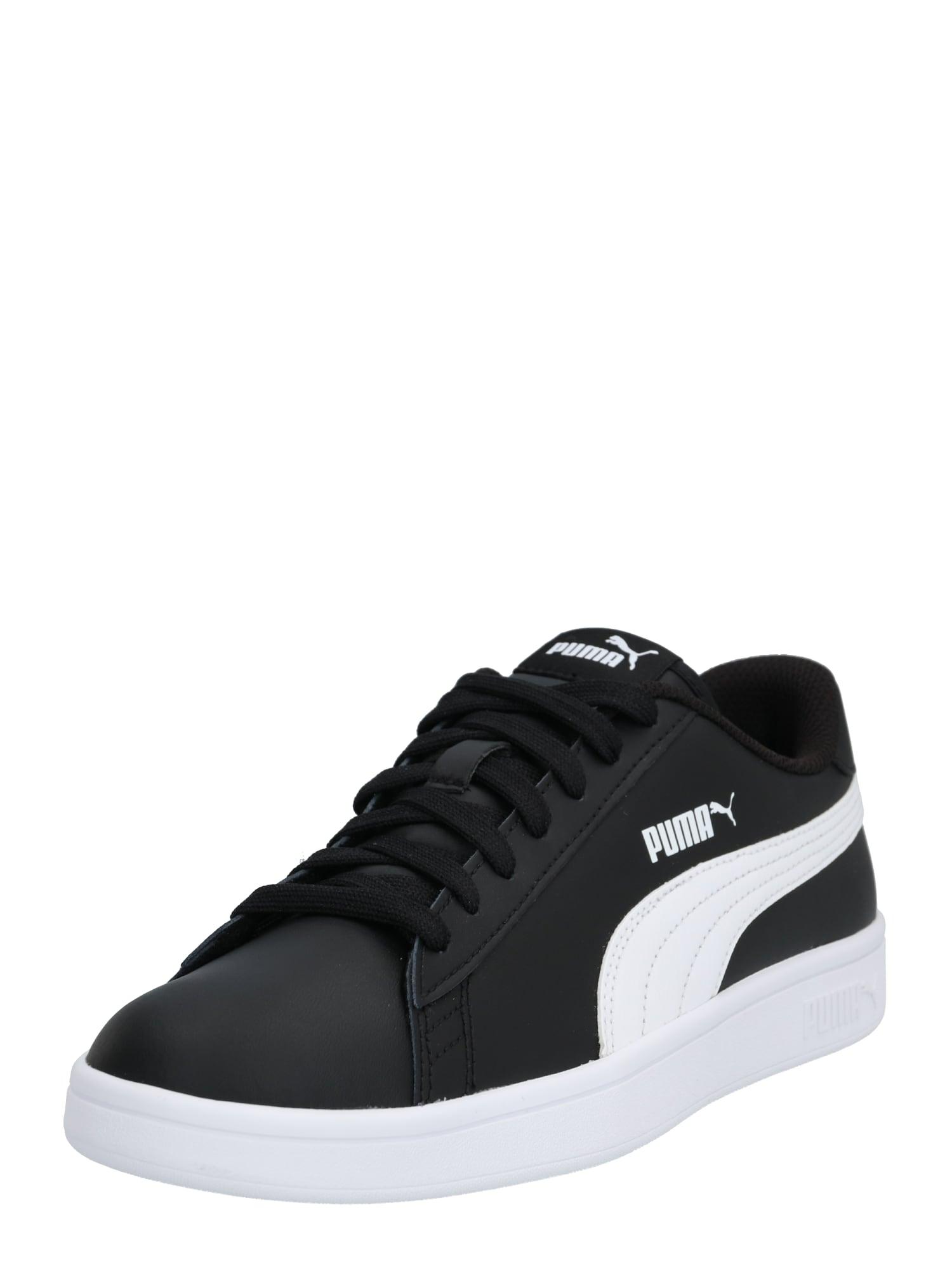 PUMA Sneaker bassa 'Smash v2 L M'  nero / bianco male shop the look