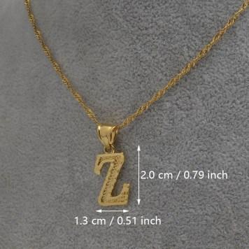 Choose Letter Z