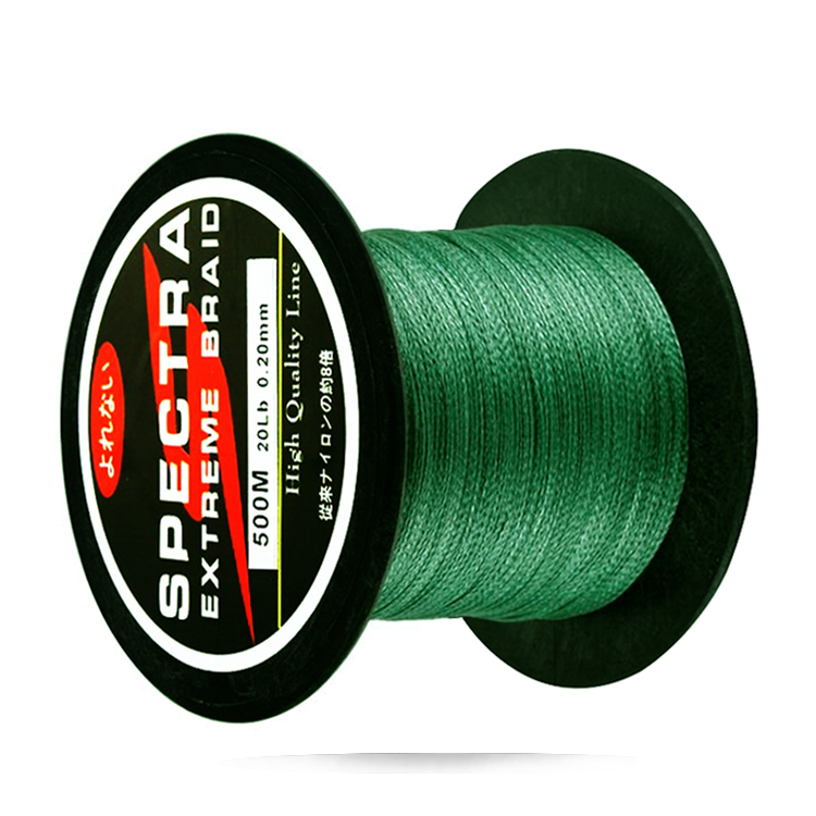 HOT Sale!Free shipping Super Strong Japanese 300m Multifilament PE Braided Fishing Line 10-80LB