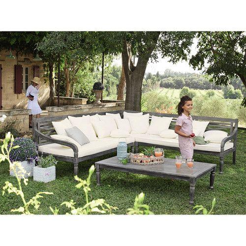 Salon De Jardin Acacia Shoptout Ma E Commerce Maroc