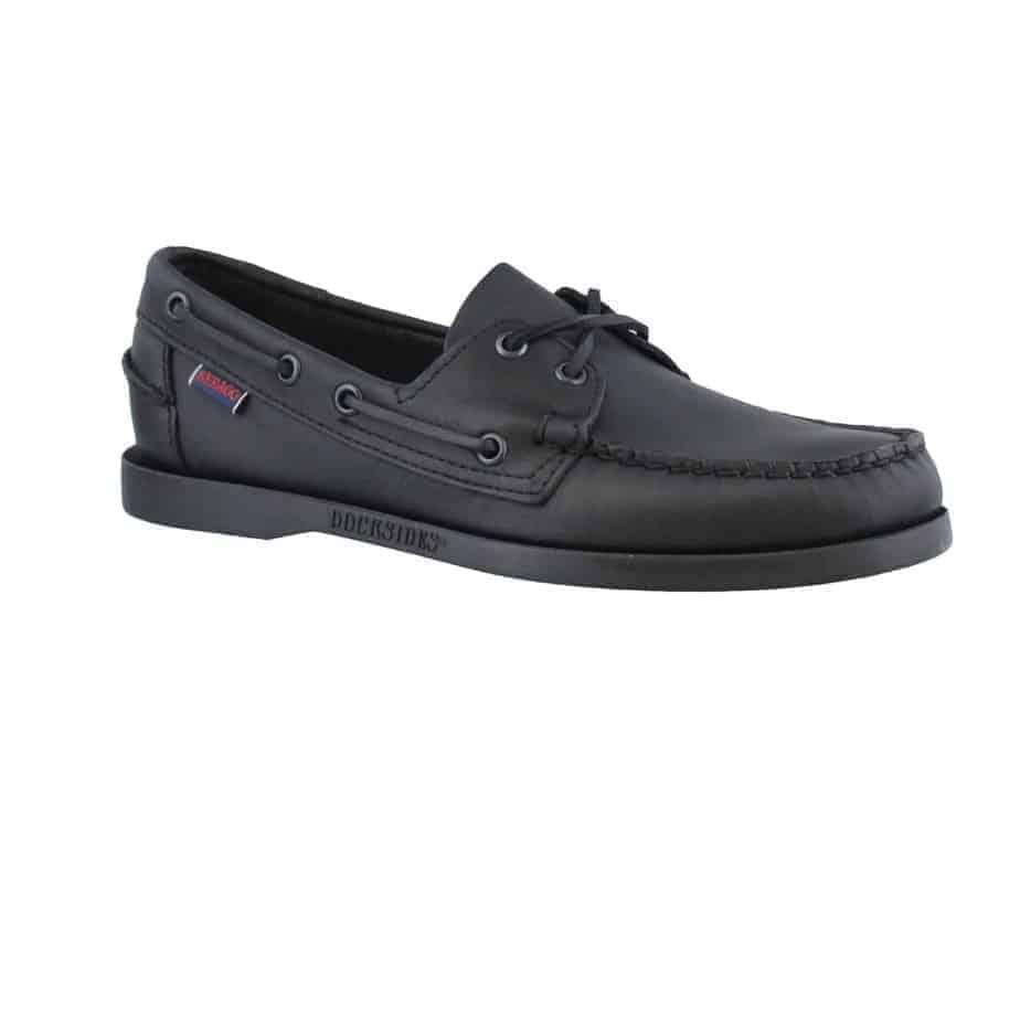Sebago Docksides Shoe Black