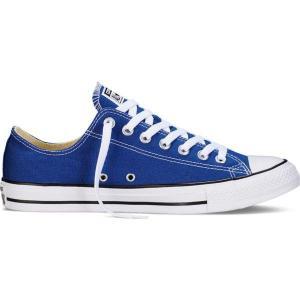 Blue Converse All Star Sneaker