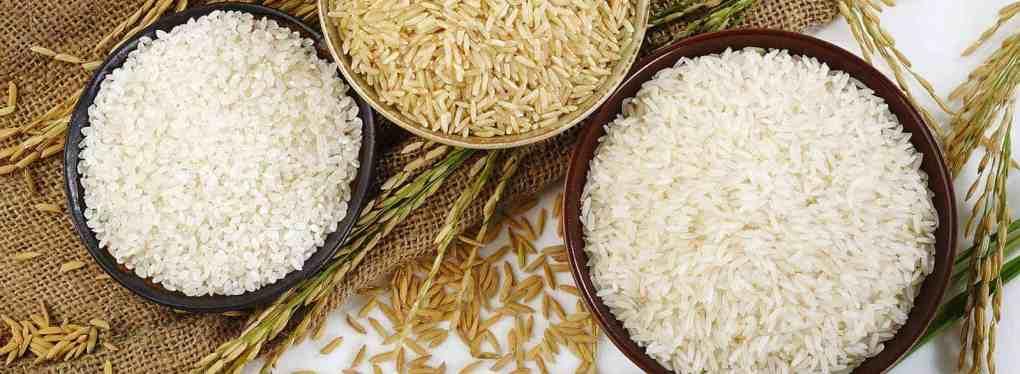 Rice banner ghana