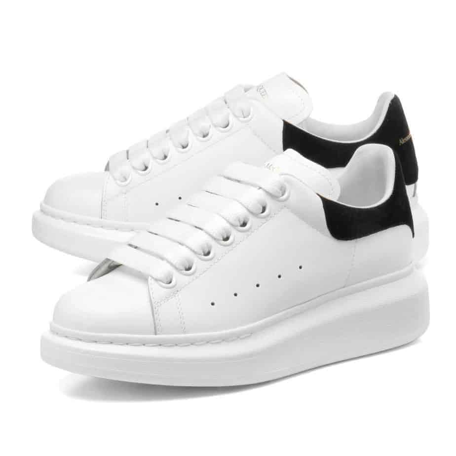 Alexandre Mcqueen Sneaker Black/White
