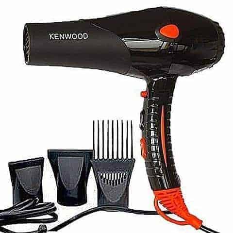 KENWOOD  HAIR DRYER ULTRA-QUIET