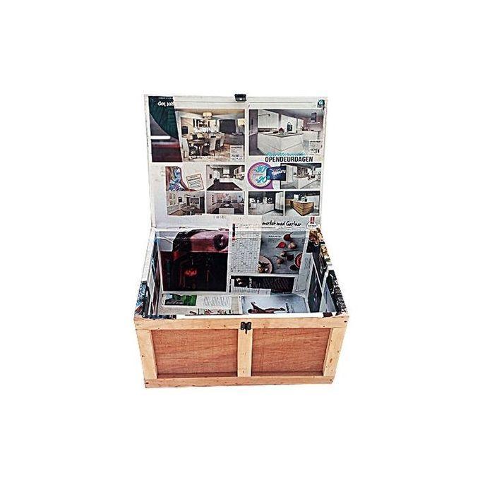 Student Wooden Chop Box