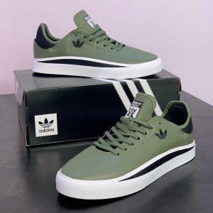 Adidas Sabalo Hardies Sneaker Green Leather