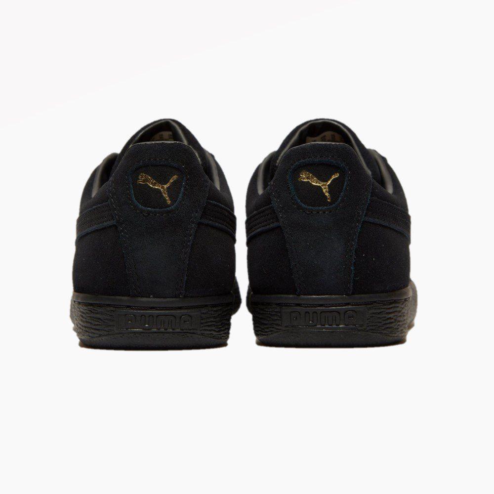 Puma Suede All Black