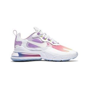 Nike Air Max 270 React White Light Pink Purple