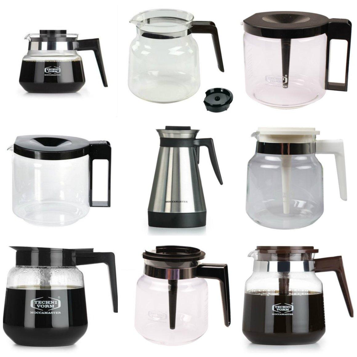 moccamaster glaskande model glaskande til moccamaster kande til moccamaster kaffemaskine reservedel til moccamaster kaffemaskine kande til moccamaster