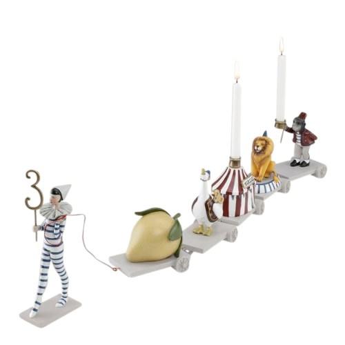 Konges Sløjd Foedselsdagstog cirkus - Fødselsdagstog - skaber barndomsminder