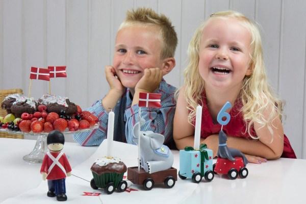 Fødselsdagstog – skaber barndomsminder