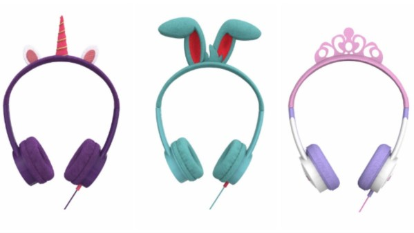 Guide til høretelefoner til børn