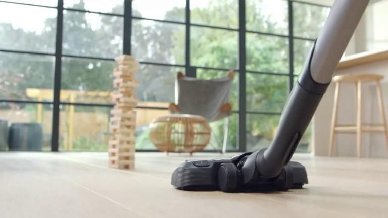 mest klimavenlige støvsuger electrolux pure d9 A+++ klimavenlig støvsuger hvad er vigtigt ved køb af støvsuger klima støvsuger energivenlig støvsuger bedst i test closeup
