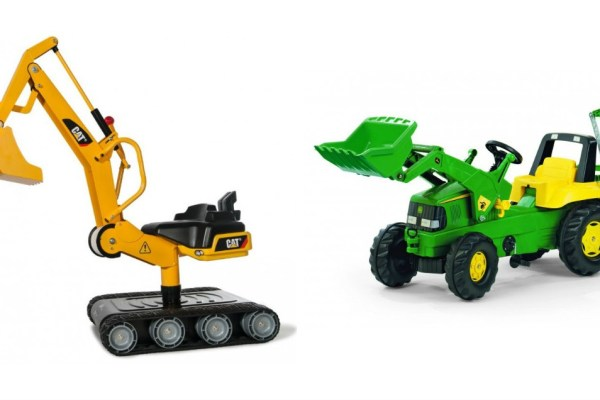 Gravemaskine til børn