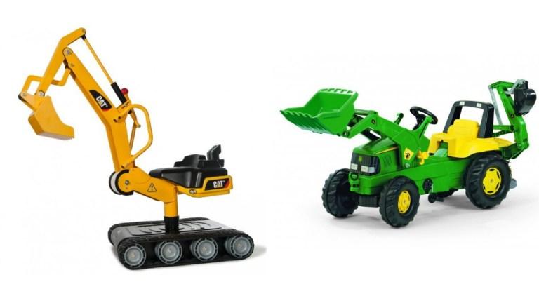 gravko sandkasse gravko køretø til børn legetøj gravko gravemaskine gul gravko grave sand gravko man kan sidde på gravko