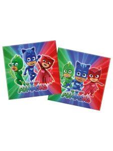 450x600 - PJ Masks - Pyjamasheltene fødselsdag