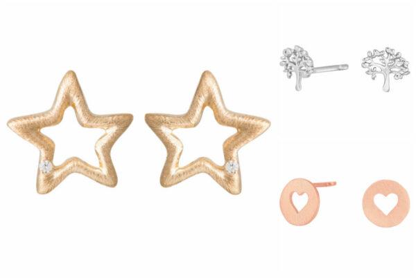 reringe til børn øreringe til barn øreringe nordahl øreringe til piger pige preringe små øreringe nordahl træ øreringe 600x402 - Øreringe til børn
