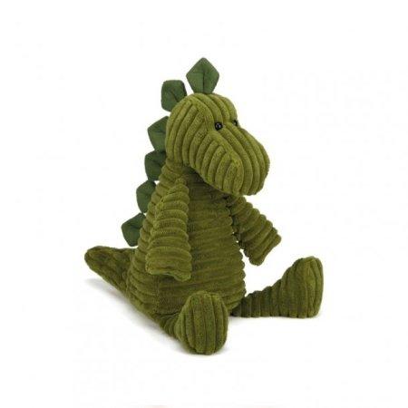 Jellycat dino grøn dino legetøs dinosaurus gave til dino fan
