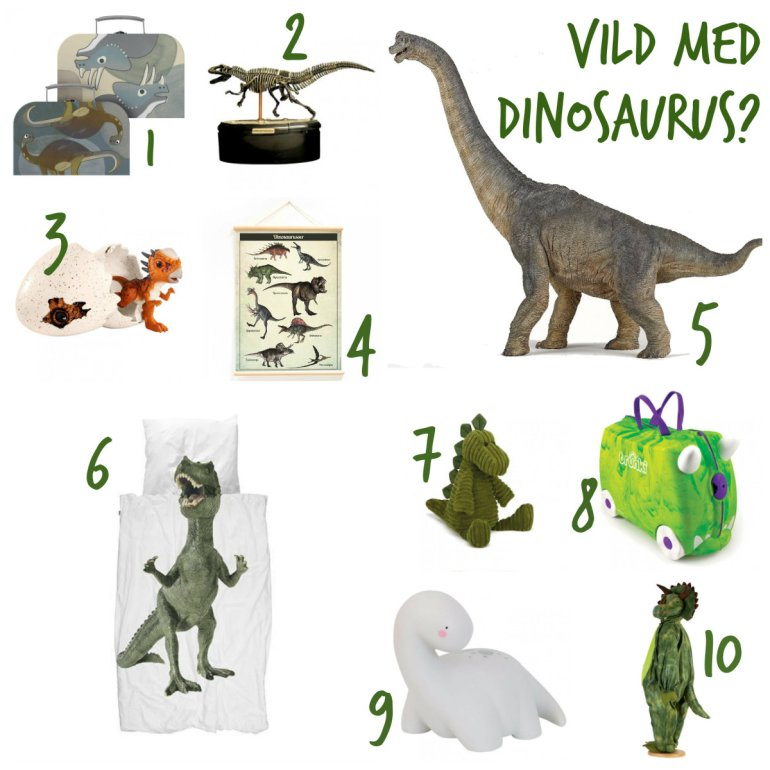 dinosaurus legetøj dinosaur legetøj dino legetøj dinosaur sengetøj plakat med dinosaurus dinosaurus natlampe dinosaurus bamse dinosauraus kuffert dino kuffert dino fastelavnskostume
