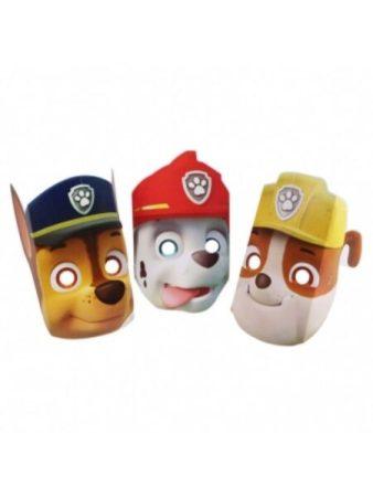 paw patrol masker chase maske skye maske masker til paw patrol børnefødselsdag