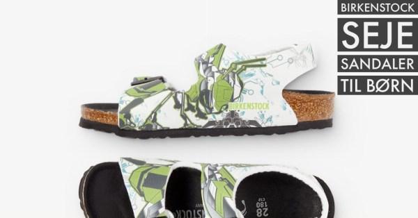 Birkenstock sommer sandaler børn 2019