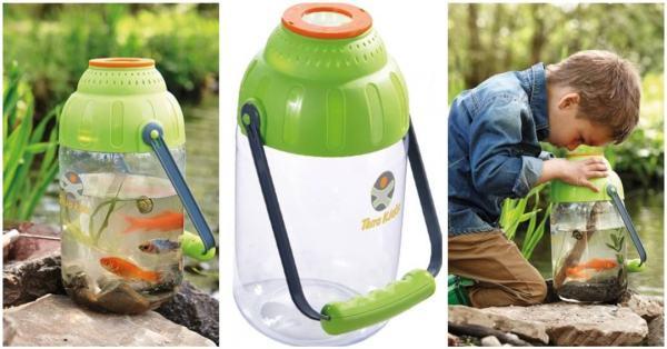 insektglas til børn insektbeholder med lup stor insektbeholder terra kids