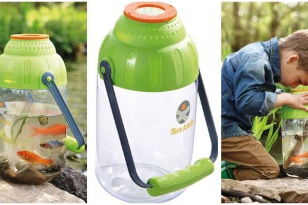 Insektglas til børn